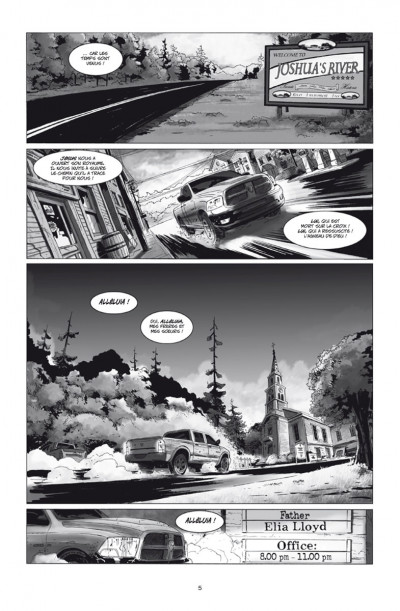 Page 1 World War Wolves tome 1