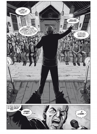 Page 2 World War Wolves tome 1