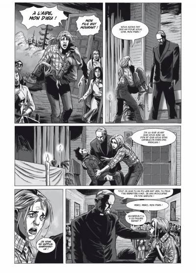 Page 3 World War Wolves tome 1