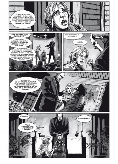 Page 4 World War Wolves tome 1
