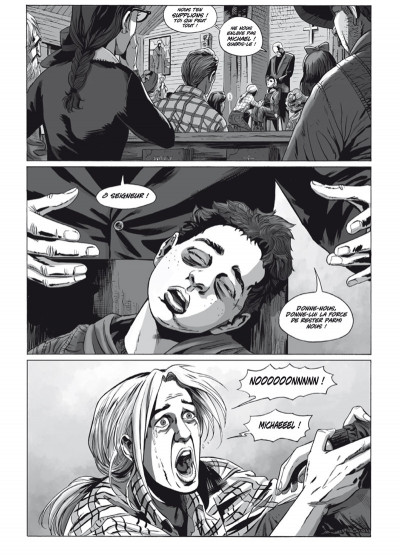 Page 5 World War Wolves tome 1