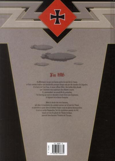 Dos Wunderwaffen présente Zeppelin's War tome 1