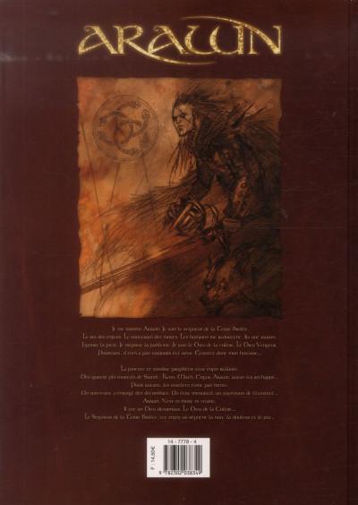 Dos Arawn tome 6 - La Terre brûlée