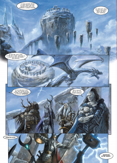 Page 5 Arawn tome 6 - La Terre brûlée
