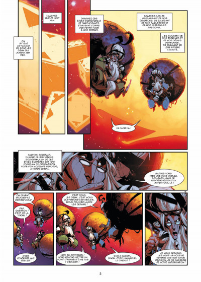 Page 1 Elyne tome 3 - Ennemis intimes