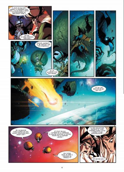 Page 2 Elyne tome 3 - Ennemis intimes