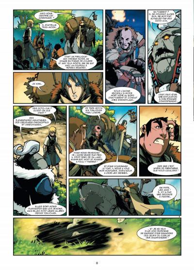 Page 6 Elyne tome 3 - Ennemis intimes