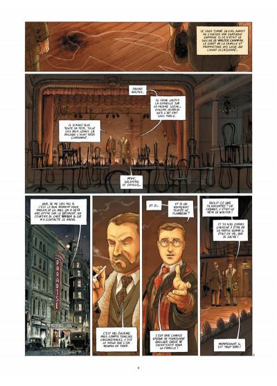 Page 2 Broadway - Une rue en Amérique tome 1