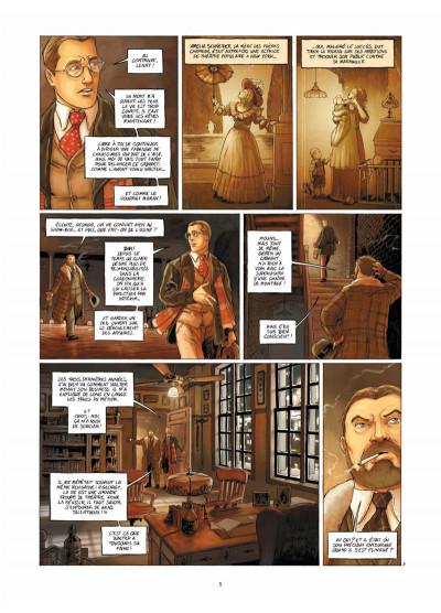 Page 3 Broadway - Une rue en Amérique tome 1