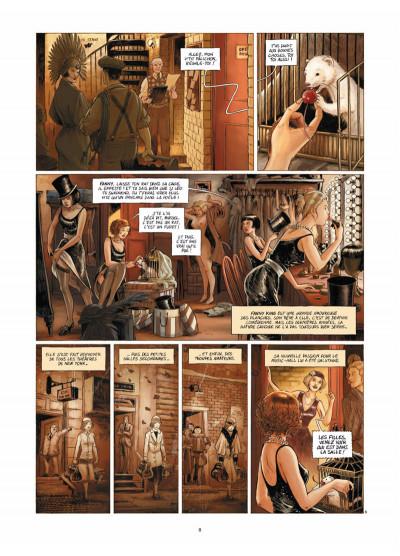 Page 6 Broadway - Une rue en Amérique tome 1