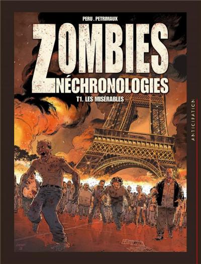 image de Zombies Néchronologies tome 1 - Les Misérables
