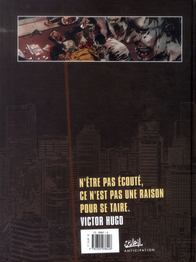 Dos Zombies Néchronologies tome 1