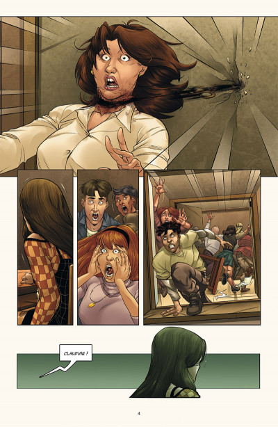 Page 2 Hero corp tome 3