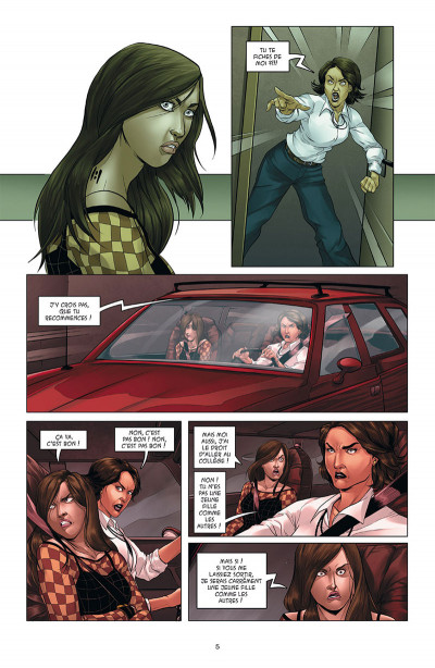Page 3 Hero corp tome 3
