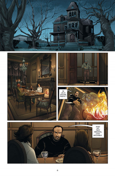 Page 4 Hero corp tome 3