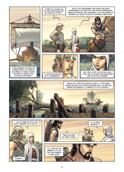 Page 3 Troie tome 3 - Les Mystères de Samothrace