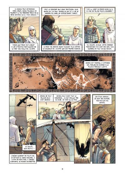 Page 4 Troie tome 3 - Les Mystères de Samothrace