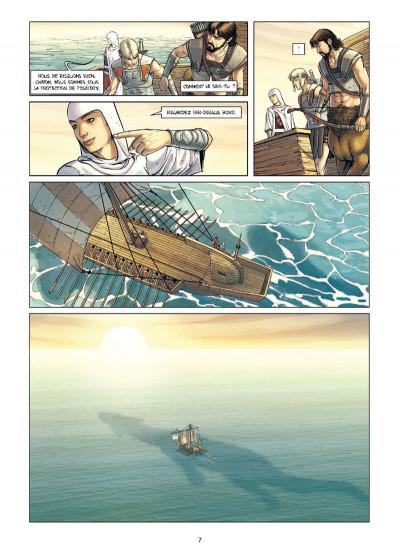 Page 5 Troie tome 3 - Les Mystères de Samothrace