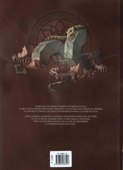 Dos Loki tome 2 - le dieu fourbe