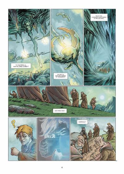 Page 5 Loki tome 2 - le dieu fourbe