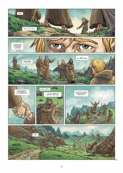 Page 6 Loki tome 2 - le dieu fourbe
