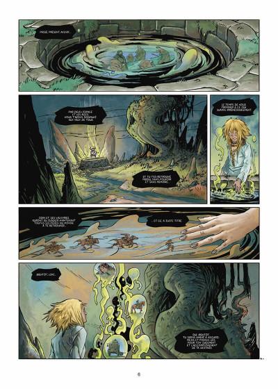 Page 7 Loki tome 2 - le dieu fourbe