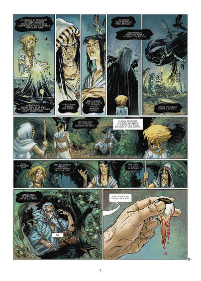 Page 8 Loki tome 2 - le dieu fourbe