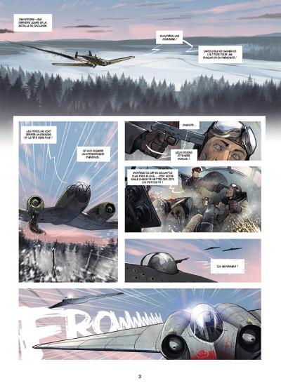 Page 1 Les Divisions de fer tome 1 - Commando rouge