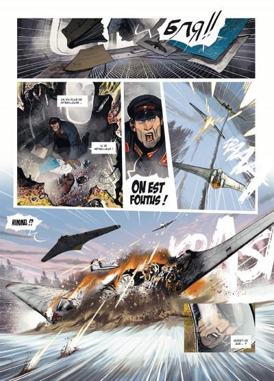 Page 3 Les Divisions de fer tome 1 - Commando rouge