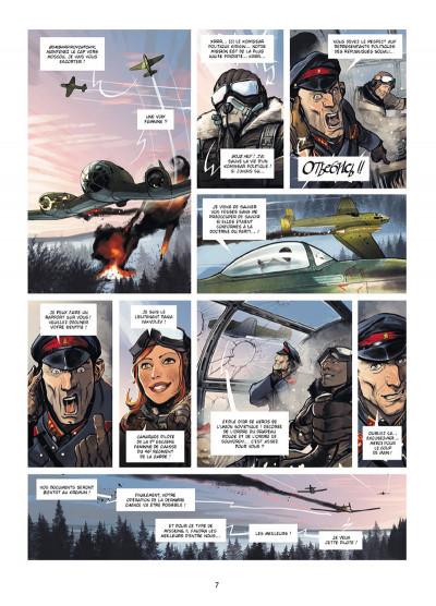 Page 5 Les Divisions de fer tome 1 - Commando rouge