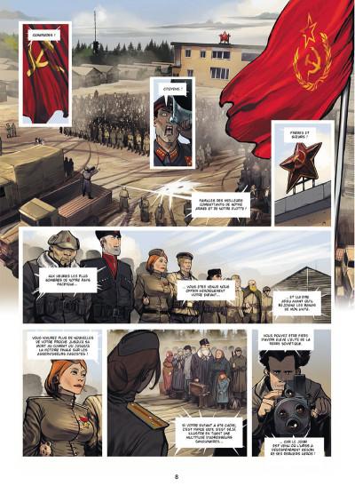 Page 6 Les Divisions de fer tome 1 - Commando rouge