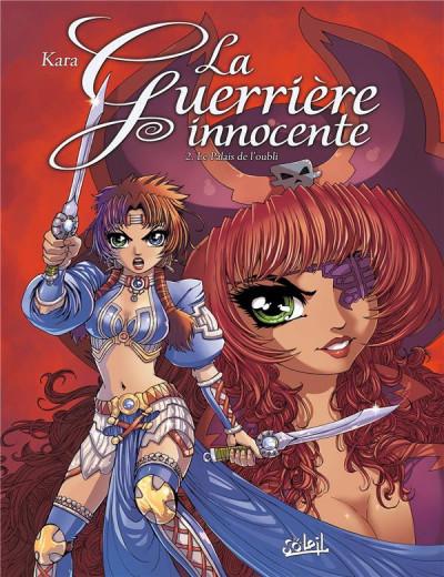 image de la guerrière innocente tome 2 - le palais de l'oubli