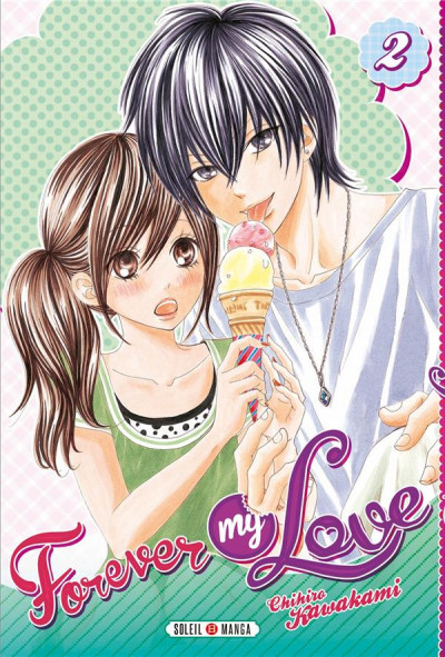 Couverture forever my love tome 2