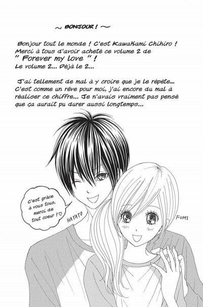 Page 5 forever my love tome 2