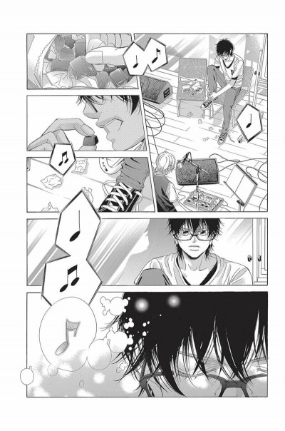 Page 8 lovely love lie tome 13