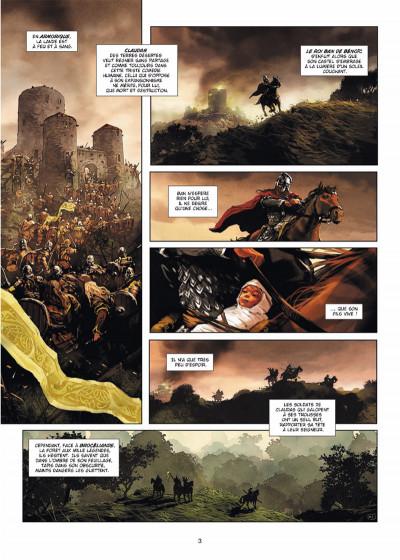 Page 1 Excalibur Chroniques tome 3 - Luchar