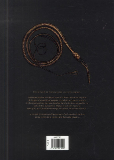 Dos Cixi de Troy - Intégrale tome 1 à tome 3