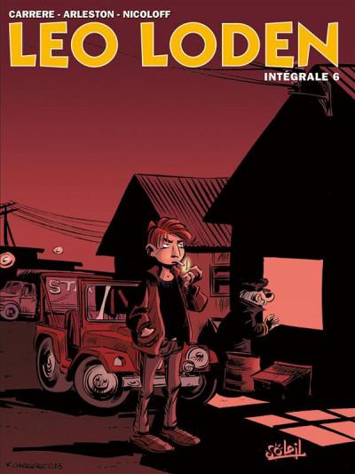 Couverture Léo Loden - intégrale tome 6