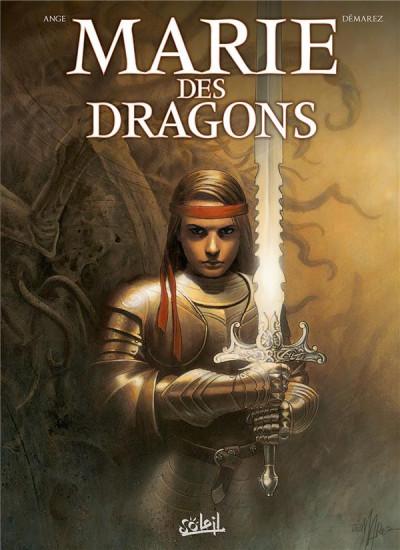 Couverture Marie des dragons - Intégrale tome 1 à tome 5