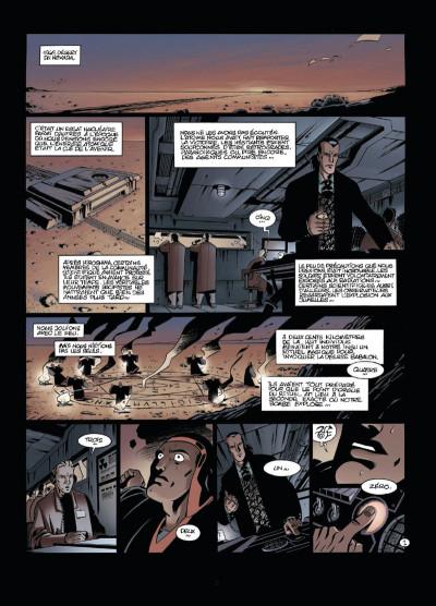 Page 1 Nemesis tome 3 - critical mass