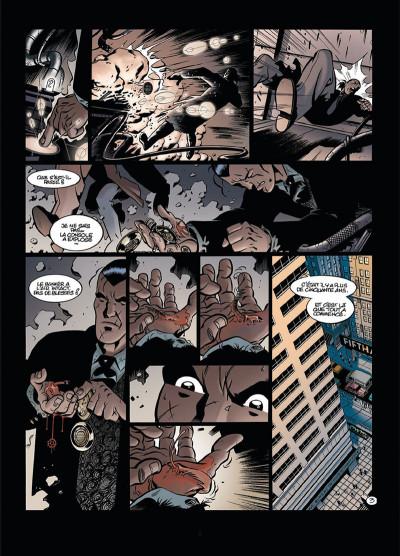 Page 3 Nemesis tome 3 - critical mass