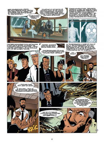Page 4 Nemesis tome 3 - critical mass