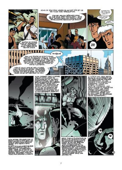 Page 5 Nemesis tome 3 - critical mass