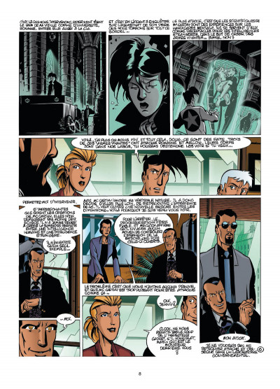 Page 6 Nemesis tome 3 - critical mass