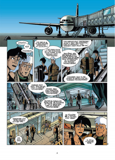 Page 2 Nemesis tome 4 - nanotech