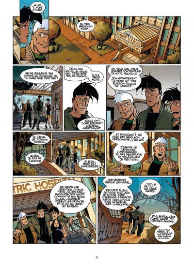Page 3 Nemesis tome 4 - nanotech