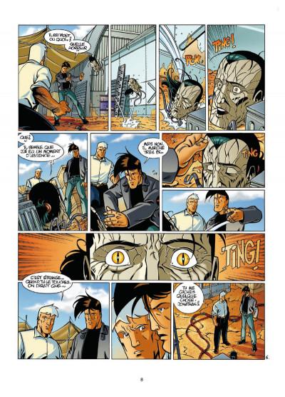 Page 6 Nemesis tome 4 - nanotech