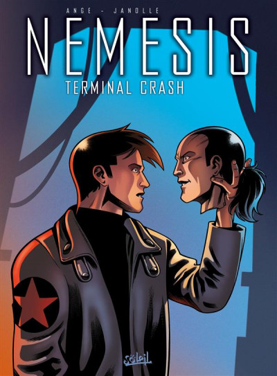 Couverture Nemesis tome 5 - Terminal crash (édition 2014)