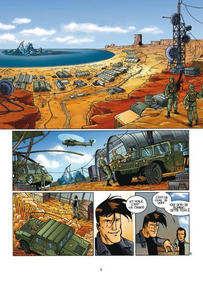 Page 1 Nemesis tome 5 - Terminal crash (édition 2014)