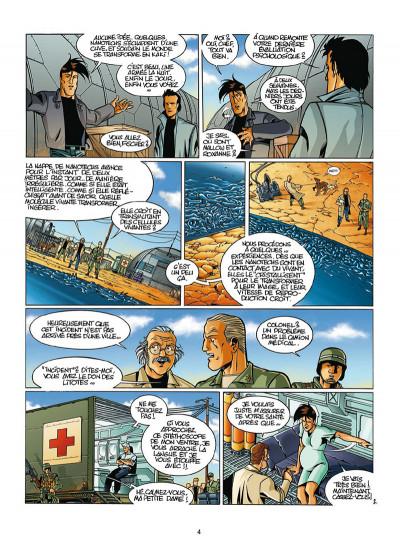 Page 2 Nemesis tome 5 - Terminal crash (édition 2014)